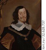 Купить «Ferdinand III, 1608-57, German-Roman Emperor 1608-57, painting, Oil on canvas, Height, 79 cm (31.1 inches), Width, 66 cm (25.9 inches)», фото № 32628737, снято 5 июля 2019 г. (c) age Fotostock / Фотобанк Лори