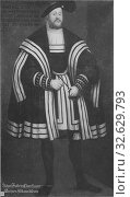 Купить «After Lucas Cranach the Elder, Johan Fredrik I, 1503-1554, curator of Saxony, painting, Oil on canvas, Height, 197 cm (77.5 inch), Width, 121 cm (47.6, inches)», фото № 32629793, снято 5 июля 2019 г. (c) age Fotostock / Фотобанк Лори