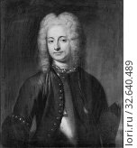 Johan Henrik Scheffel, Jacob Danckwardt-Lillieström, 1693-1759, Lieutenant, Equestrian, married to the 1st liberty Maria Elisabet Thegner, 2. Hedvig von... (2019 год). Редакционное фото, фотограф ARTOKOLORO QUINT LOX LIMITED / age Fotostock / Фотобанк Лори