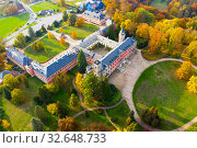 Купить «Sychrov Castle, Liberec Region, Czech Republic», фото № 32648733, снято 18 октября 2019 г. (c) Яков Филимонов / Фотобанк Лори