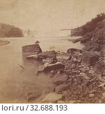 Купить «The Horse Shoe Fall, from the Custom House. - Canada Side., Edward and Henry T. Anthony & Co. (American, 1862 - 1902), about 1868, Albumen silver print», фото № 32688193, снято 17 июня 2019 г. (c) age Fotostock / Фотобанк Лори