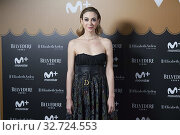 Marta Hazas attends 'Velvet Coleccion' Final Party at Barcelo Theater on December 18, 2019 in Madrid, Spain. Редакционное фото, фотограф Manuel Cedron / age Fotostock / Фотобанк Лори