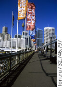 Darling Harbour. Sydney Australia. Стоковое фото, фотограф Marco Brivio / age Fotostock / Фотобанк Лори