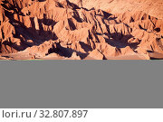 Купить «Valle de la Muerte in der Atacama Wüste in Chile», фото № 32807897, снято 29 мая 2020 г. (c) easy Fotostock / Фотобанк Лори