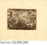 Persecutions made by Ferdinand Archiduc de Grat, near the year 1600, Parallel Title: Great Persecution by Ferdinand, about A nn o 1600, copperplate engraving... Редакционное фото, фотограф ARTOKOLORO QUINT LOX LIMITED / age Fotostock / Фотобанк Лори