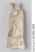 Template for a Virgin with child, Pipe mold for the front of a Virgin with child, Madonna: Mary standing (or half-length), Christ-child close to her bosom... Редакционное фото, фотограф ARTOKOLORO QUINT LOX LIMITED / age Fotostock / Фотобанк Лори