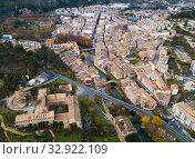 Estella-Lizarra in Navarre, Spain (2018 год). Стоковое фото, фотограф Яков Филимонов / Фотобанк Лори