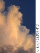 Купить «Gewitterwolke,wolke, wolken, gewitter, gewitterwolken, wetter, wetterkunde, meteorologie, abend, abends, abendhimmel,», фото № 32937413, снято 28 января 2020 г. (c) easy Fotostock / Фотобанк Лори