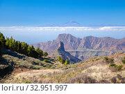 Купить «Пейзажи острова Гран Канария», фото № 32951997, снято 4 января 2020 г. (c) Tamara Kulikova / Фотобанк Лори