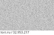 Купить «Salt. Word about food problem on noisy old screen. Looping VHS interference. Vintage animated background. 4K video footage», видеоролик № 32953217, снято 11 января 2020 г. (c) Dmitry Domashenko / Фотобанк Лори