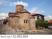 Church of St. John the Baptist in Nessebar (2019 год). Редакционное фото, фотограф Юлия Бабкина / Фотобанк Лори