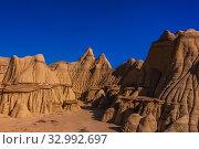 Rock formations, Ah-Shi-Sie-Pah Wilderness Study Area, New Mexico USA. Стоковое фото, фотограф Blaine Harrington / age Fotostock / Фотобанк Лори