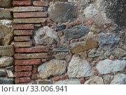 Купить «Old wall texture», фото № 33006941, снято 24 февраля 2020 г. (c) Яков Филимонов / Фотобанк Лори