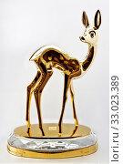 Bambi, Auszeichnung, Medien- und Fernsehpreis, Haus der Geschichte, Bonn, Nordrhein-Westfalen, Deutschland, Europa. Стоковое фото, фотограф Zoonar.com/Stefan Ziese / age Fotostock / Фотобанк Лори