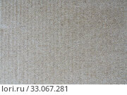 Купить «Light brown abstract background from sheet of recycled cardboard», фото № 33067281, снято 9 октября 2019 г. (c) А. А. Пирагис / Фотобанк Лори