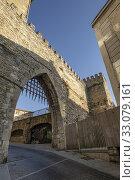 Купить «Recinto murado ,Vitoria, Ã. lava , comunidad autónoma del País Vasco, Spain.», фото № 33079161, снято 11 октября 2019 г. (c) easy Fotostock / Фотобанк Лори