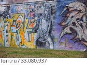Купить «Graffiti», фото № 33080937, снято 17 февраля 2020 г. (c) PantherMedia / Фотобанк Лори