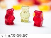 gummi bears. Стоковое фото, фотограф Philippe Ramakers / PantherMedia / Фотобанк Лори
