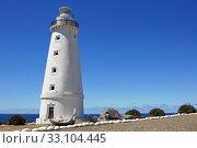 lighthouse cape willoughby,kangaroo island,australia. Стоковое фото, фотограф Alexander Ludwig / PantherMedia / Фотобанк Лори