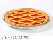 Купить «Linzer apricot tart», фото № 33121705, снято 6 июня 2020 г. (c) PantherMedia / Фотобанк Лори