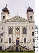 Parish Church of St Tertulin in Schlehdorf Abbey. Стоковое фото, фотограф Gerald Kiefer / PantherMedia / Фотобанк Лори