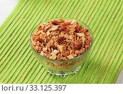 Купить «Breakfast cereal», фото № 33125397, снято 16 февраля 2020 г. (c) PantherMedia / Фотобанк Лори