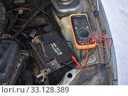Авто электрика (2020 год). Редакционное фото, фотограф Sergey  Ivanov / Фотобанк Лори