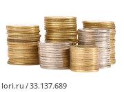 Купить «Euro Coin», фото № 33137689, снято 26 мая 2020 г. (c) PantherMedia / Фотобанк Лори