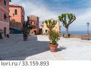 Promenade of the old town. Lake Garda. Стоковое фото, фотограф Volodymyr Melnyk / PantherMedia / Фотобанк Лори