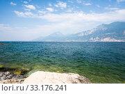 Lake Garda. Стоковое фото, фотограф Manfred Angermayr / PantherMedia / Фотобанк Лори