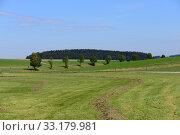 lush green meadows in bavaria,germany. Стоковое фото, фотограф Ernesto Rosé / PantherMedia / Фотобанк Лори