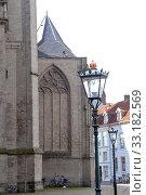 upper church in kampen. Стоковое фото, фотограф Jens Schade / PantherMedia / Фотобанк Лори