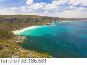 Купить «Beautiful bay on Kangaroo Island, South Australia», фото № 33186681, снято 20 февраля 2020 г. (c) PantherMedia / Фотобанк Лори