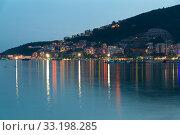 Budva,Montenegro - June 8. 2019. Budva - A popular resort on the Adriatic. Редакционное фото, фотограф Володина Ольга / Фотобанк Лори