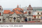 Купить «architectural detail in Havana», фото № 33204669, снято 31 мая 2020 г. (c) PantherMedia / Фотобанк Лори