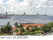 Купить «Havana in Cuba», фото № 33204681, снято 31 мая 2020 г. (c) PantherMedia / Фотобанк Лори