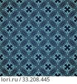 Vintage seamless pattern for design. Стоковая иллюстрация, иллюстратор Ольга Козырина / Фотобанк Лори