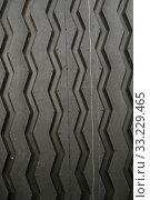 Купить «Hamburg, Germany, tread pattern of a tyre», фото № 33229465, снято 5 июля 2019 г. (c) Caro Photoagency / Фотобанк Лори
