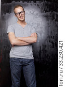 Купить «Good looking metrosexual gay men», фото № 33230421, снято 5 апреля 2020 г. (c) PantherMedia / Фотобанк Лори