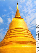 Купить «Wat Saket, Bangkok,Wat Saket, Bangkok,Wat Saket, Bangkok,Wat Saket, Bangkok», фото № 33238197, снято 2 июля 2020 г. (c) PantherMedia / Фотобанк Лори