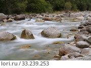 Reinbach - river Reinbach 02. Стоковое фото, фотограф Liane Matrisch / PantherMedia / Фотобанк Лори