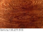 Купить «Wood background Dark brown wood texture.», фото № 33277513, снято 9 июля 2020 г. (c) easy Fotostock / Фотобанк Лори