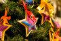 Купить «Christmas decorations on the branches of fir tree.», фото № 33278233, снято 29 февраля 2020 г. (c) easy Fotostock / Фотобанк Лори