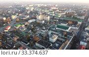 Купить «Baranavichy cityscape, Belarus», фото № 33374637, снято 3 января 2020 г. (c) Яков Филимонов / Фотобанк Лори