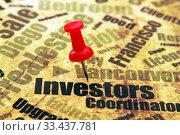 Купить «Investors», фото № 33437781, снято 5 июня 2020 г. (c) age Fotostock / Фотобанк Лори