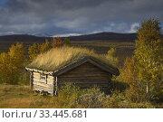 Купить «Dovre, Norway.», фото № 33445681, снято 16 сентября 2019 г. (c) age Fotostock / Фотобанк Лори