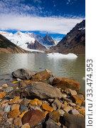 Купить «Los Glaciares National Park», фото № 33474953, снято 1 февраля 2017 г. (c) Яков Филимонов / Фотобанк Лори