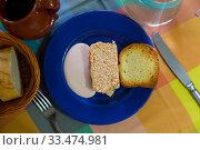 Купить «Asturian cuisine, Pate de pescado», фото № 33474981, снято 6 апреля 2020 г. (c) Яков Филимонов / Фотобанк Лори