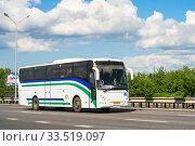 Nefaz 52999 (VDL Mistal) (2008 год). Редакционное фото, фотограф Art Konovalov / Фотобанк Лори