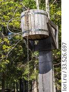 Купить «Cooling water tub», фото № 33526697, снято 22 мая 2018 г. (c) Дмитрий Тищенко / Фотобанк Лори